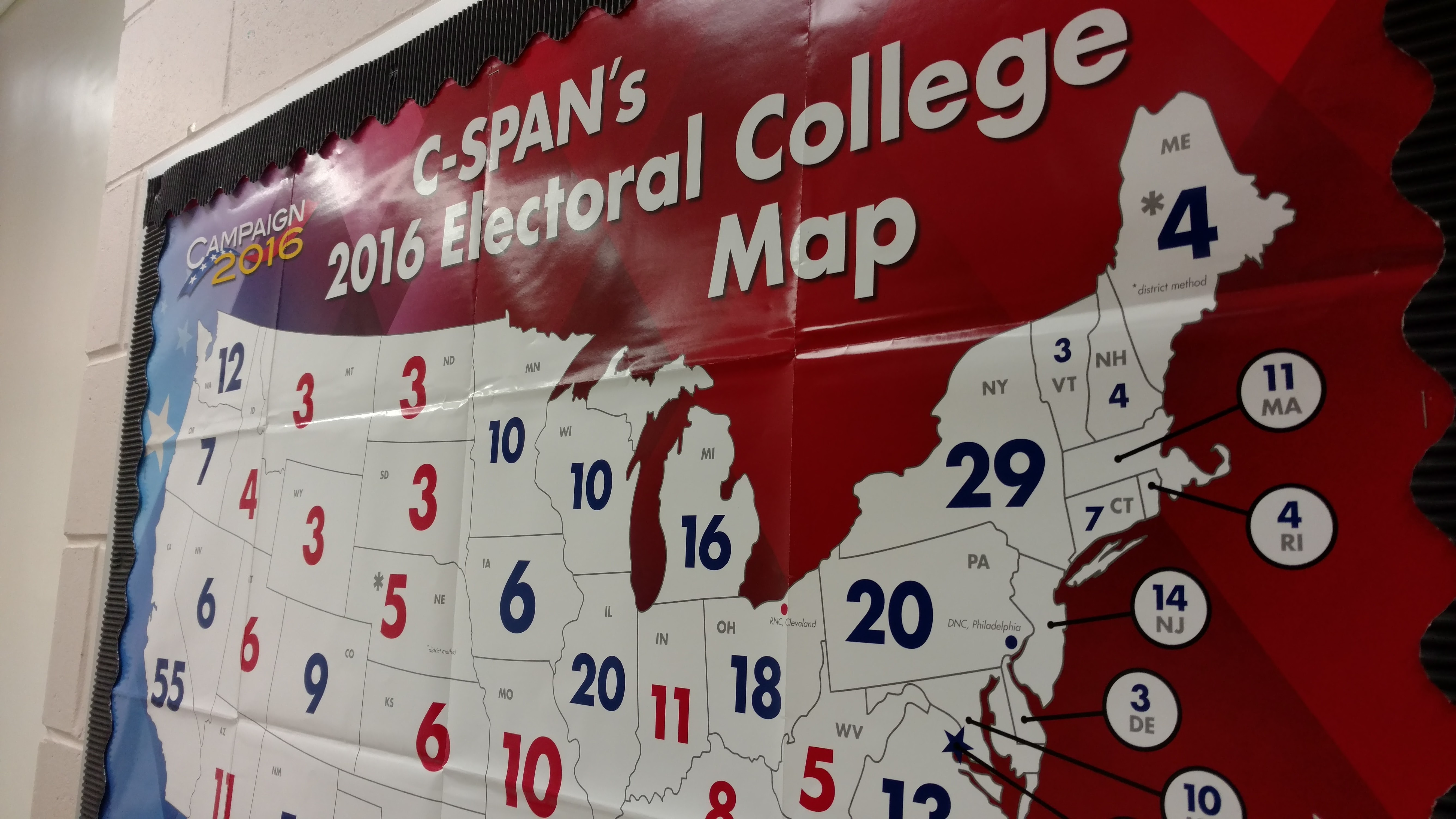 Free PD Workshop on C-SPAN's Classroom Deliberations at the